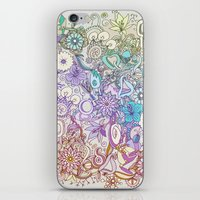Camtric world creatures iPhone & iPod Skin