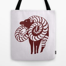The Goat's Sin of Lust Tote Bag