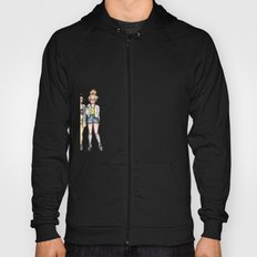 Hipster Princesses Hoody