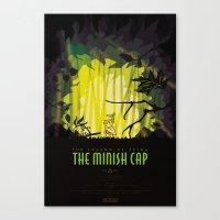 The Minish Cap Canvas Print