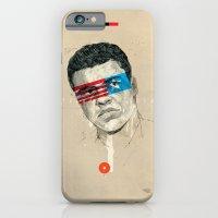 iPhone & iPod Case featuring Superheroes SF by Blaine Fontana