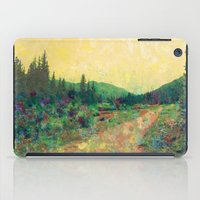 Miles to Go Before I Sleep iPad Case
