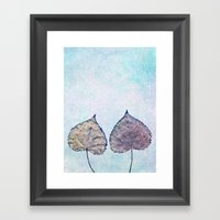 winterlove Framed Art Print
