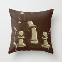 Revolution! Throw Pillow