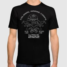 Class of 2122 Mens Fitted Tee Black SMALL