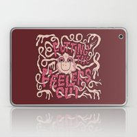 Putting the Feelers Out Laptop & iPad Skin