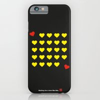 Waiting For A Love Like … iPhone 6 Slim Case