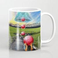 Interspatial Field Mug