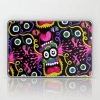 There's Something On Your Face Laptop & iPad Skin