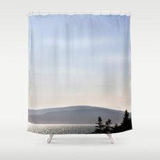 Acadia Atmosphere - Downeast Maine Shower Curtain