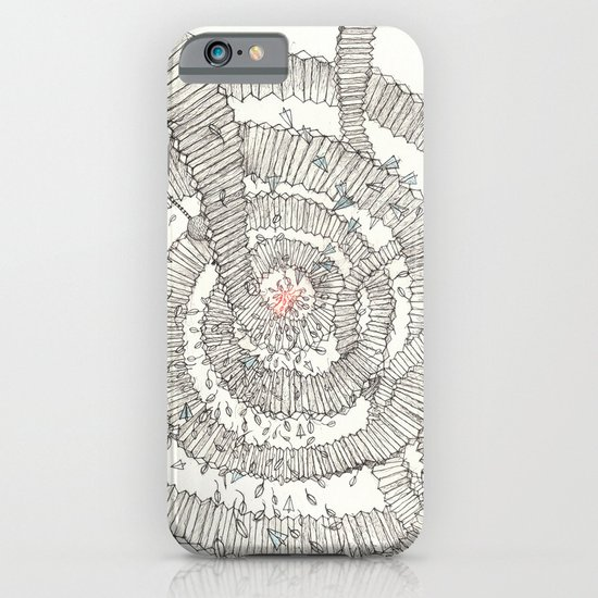 Santa is coming!!! iPhone & iPod Case