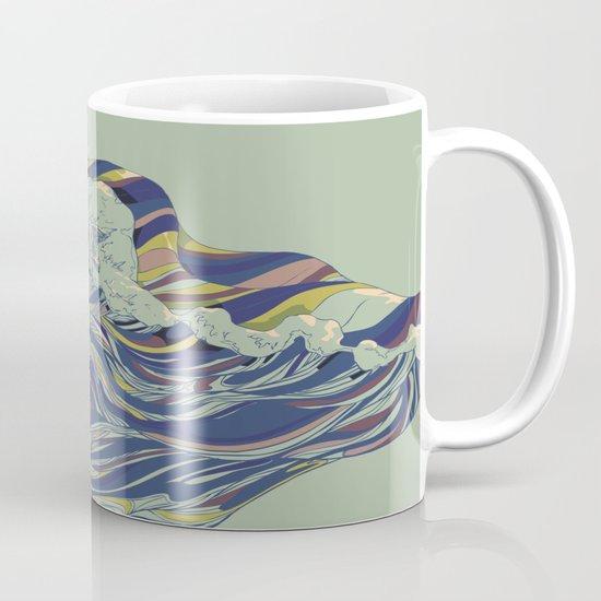 OCEAN AND LOVE Mug