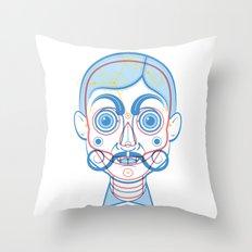 A Rare Boy Throw Pillow