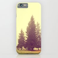 Four in the mist iPhone 6 Slim Case