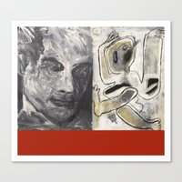 Conscious Alteration Canvas Print