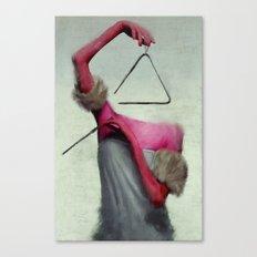 Three Furies - A Canvas Print
