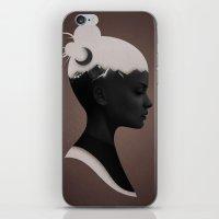 She Just iPhone & iPod Skin