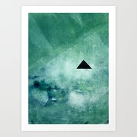 Functions Of Time 3 Art Print