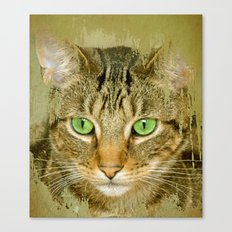 PAW-TENTIAL Canvas Print