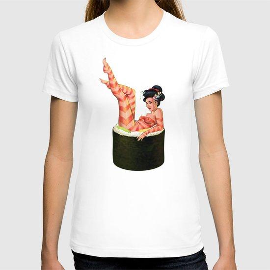 Sushi Girl T-shirt