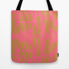Myth Syzer - Neon (Pattern #23) Tote Bag
