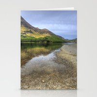 Buttermere, Lake Distric… Stationery Cards