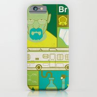iPhone & iPod Case featuring Breaking Bad by Josè Sala