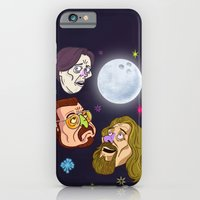 3 DUDE MOON iPhone 6 Slim Case