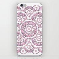 Pink Rhapsody iPhone & iPod Skin
