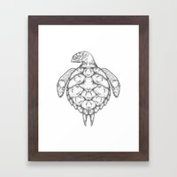Where is it We Are Going? Framed Art Print