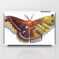 Cecropia Bot iPad Case