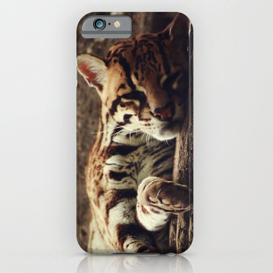 ocelot iPhone & iPod Case