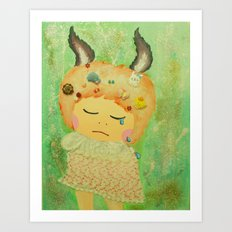 Dream of Art Print