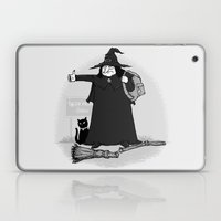 Witch Hiker Laptop & iPad Skin