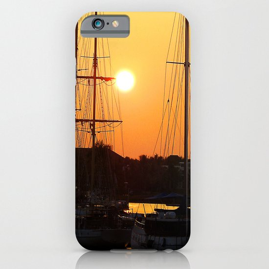 Nadi Harbour, Fiji iPhone & iPod Case