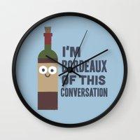 Saidative Wall Clock