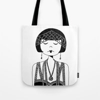 Star Of The Silver Scree… Tote Bag