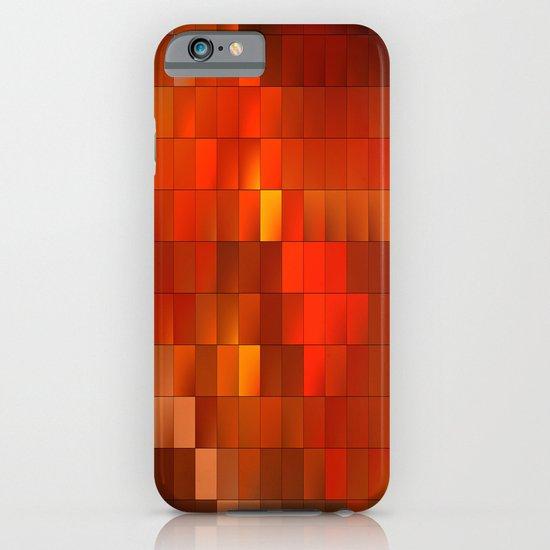 light squares iPhone & iPod Case