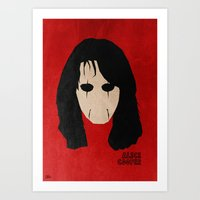Rock Legends - Alice Coo… Art Print