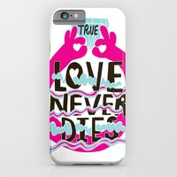 iPhone & iPod Case featuring True Love by Will Bryant