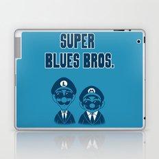 Super Blues Bros. Laptop & iPad Skin