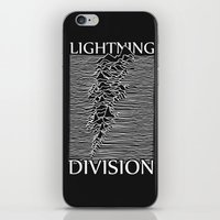 Lightning Division iPhone & iPod Skin