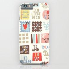 Sweetie Darling Slim Case iPhone 6s