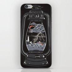 Storm Lantern... iPhone & iPod Skin