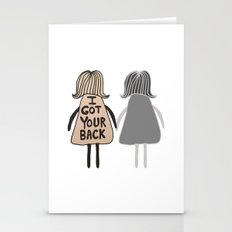 Sisters #GirlScouts #Fun… Stationery Cards