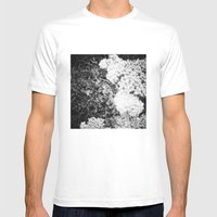 La Bonheur Mens Fitted Tee White SMALL