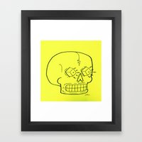 Pttrn31 Framed Art Print