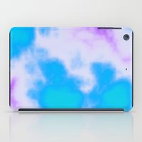 Splattered Sky iPad Case