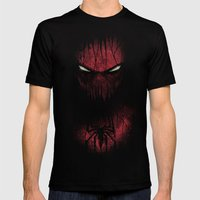 Consumed Mens Fitted Tee Black SMALL