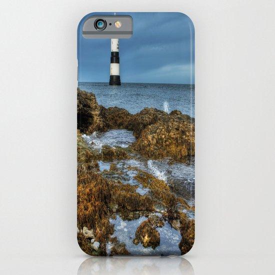Penmon Lighthouse iPhone & iPod Case
